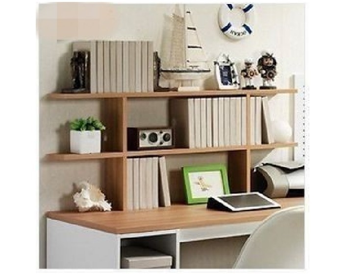 buy simple small bookshelf creative table. Black Bedroom Furniture Sets. Home Design Ideas