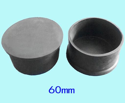 60 mm jambe couvrant bouchon pad chaise jambe de la machine pieds pad rond 2 3 8 polegada. Black Bedroom Furniture Sets. Home Design Ideas