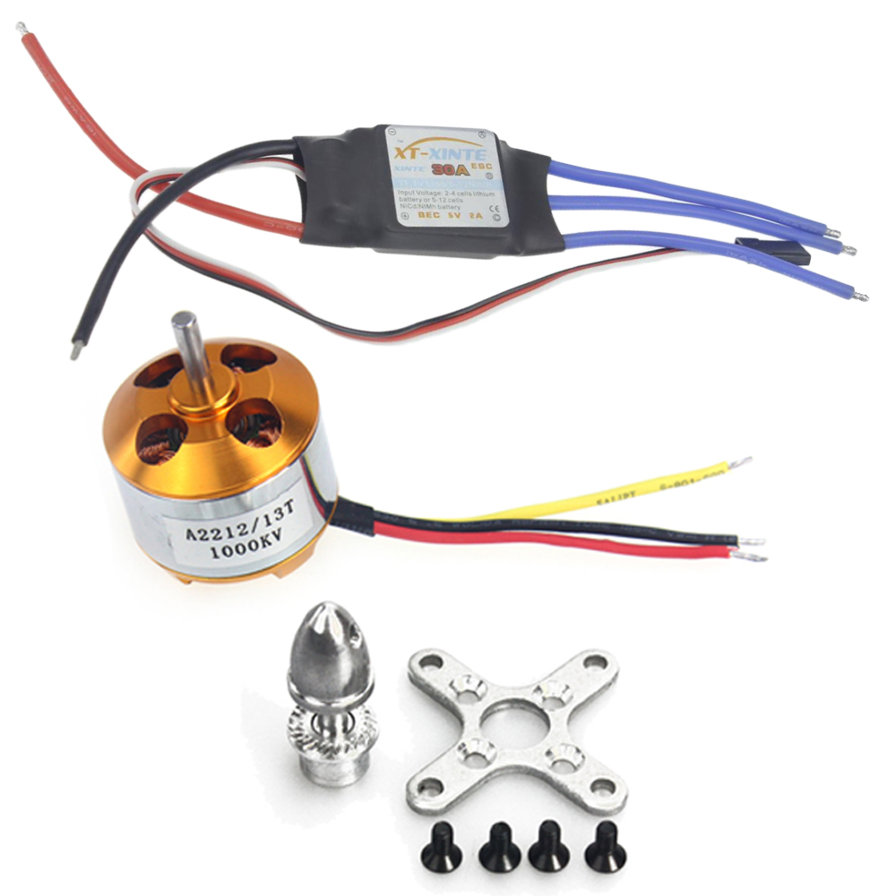 Speed Controlled by Aircraft Speed Controller Esc rc