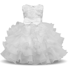 Buy Size 6 7 8 Flower Girls Dresses Children Ball Gown Clothing Princess Wedding Party Dress Girls Clothes Summer Kids Girl Dress for $9.98 in AliExpress store