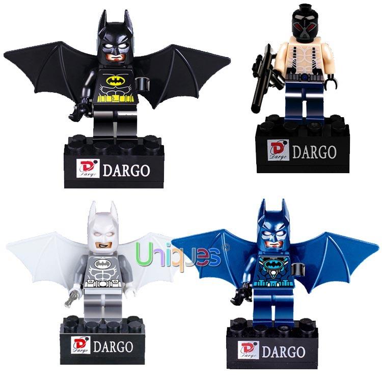 8pcs Batman Building Block