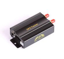 COBAN Car GPS Tracker system GPS GSM GPRS Car Vehicle Tracker Device TK103A SD Card Slot Remote free web platform(China (Mainland))
