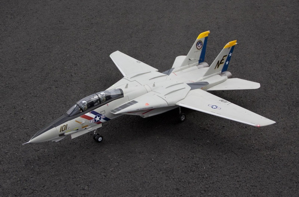 Freewing F14, F-14 Twin 80mm EDF rc jet plane Tomcat with Variable Sweep Wing PNP and KIT,KIT with servo,deluxe PNP(China (Mainland))