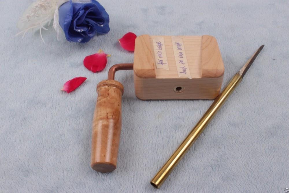 Buy Violin viola bridge Clamp Tools bridge knife Clamp repair solid wood tool #304 cheap