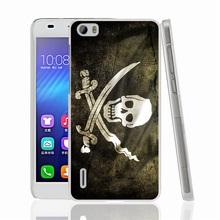 00816 Flag Pirates Cover phone Case sony xperia z2 z3 z4 z5 mini aqua M4 M5 E4 E5 C4 C5 - Bermuda Triangle Watch Co.,Ltd store