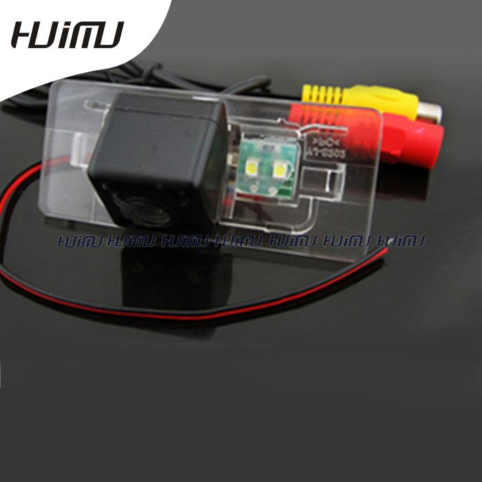 wireless wire Car Rear View Reverse backup Camera parking aid for AUDI 2012A4L A6L Q5 Q3 A7 RS5 2012-2014A1 S7 A4 S6 S7 A6 TT(China (Mainland))