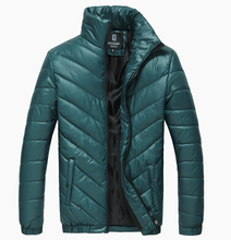 New winter made han edition cultivate one's morality men's men's wear thick coat down cotton-padded jacket male winter jacket(China (Mainland))