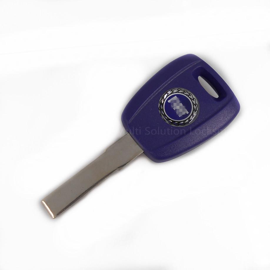 Режиссерский лезвие SIP22 транспондера ключевых ключ зажигания withou чип для FIAT Punto Doblo браво Ducato панда
