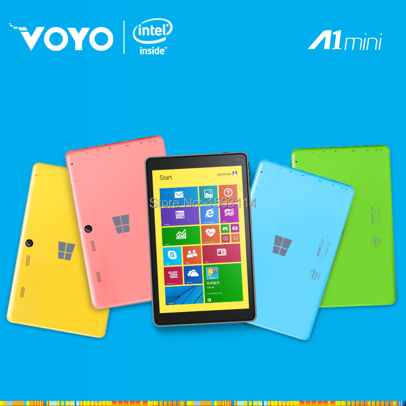 8 VOYO Winpad A1 MINI Intel Z3735 Quad Core windows 8 1 IPS 2GB 32GB Dual