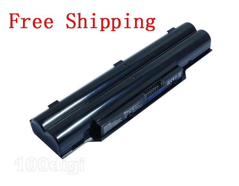 6Cell Laptop battery For Fujitsu Lifebook A532 AH532 AH532/GFX ,FMVNBP213 FPCBP331 FPCBP347AP P567717-01(China (Mainland))