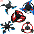 ZXZ Naruto EDC High Quality Metal Fidget Spinner EDC Crab Hand Spinner Spinning Top Rotation
