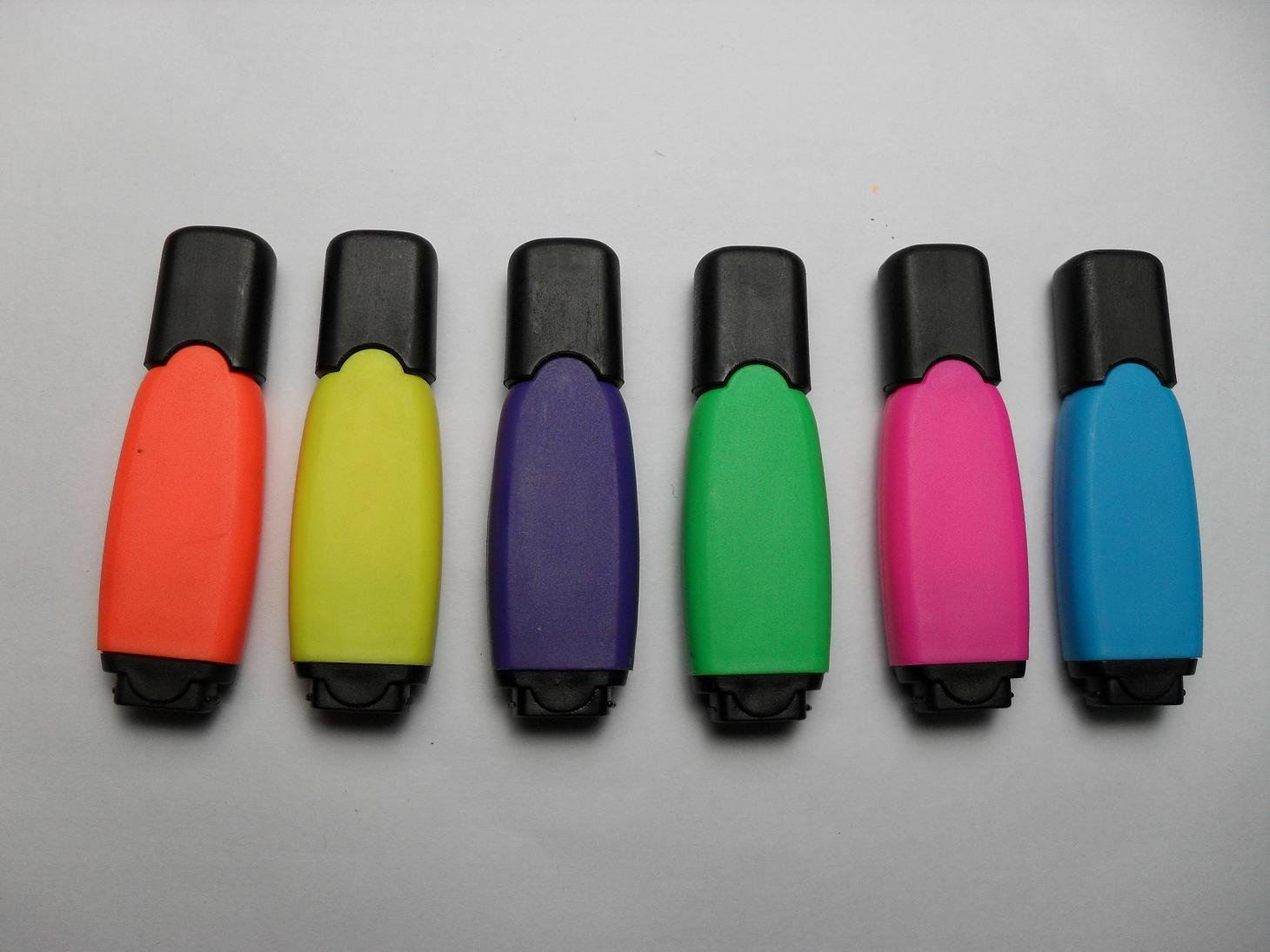 Free shipping!!! mini highlighter pen CH-6204,lovely promotional gift<br><br>Aliexpress