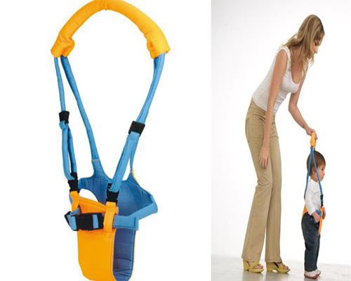baby Walkers Infant Toddler safety Harnesses Learning Walk Assistant Kid keeper(China (Mainland))