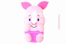 3D Cute Piglet Phone Silicone soft Case Cover For Motorola Moto G3 3nd 3Gen LTEXT1540 XT1541 XT154 Cases Gel Shell+Free Delivery