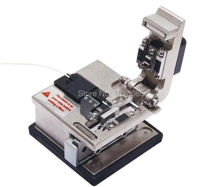 New Arrival Pro'sKit FB-1688 High Precision Optical Fiber Cleaver 48000 blade life times 16 cutting position(China (Mainland))