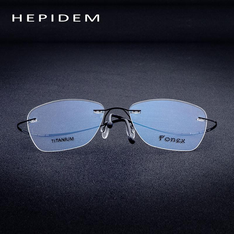 Rimless Glasses High Prescription : Popular Black People Glasses-Buy Cheap Black People ...