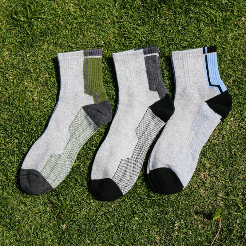 HX006 Cotton Men Socks Professional Socks Wholesale Basketball Socks(China (Mainland))