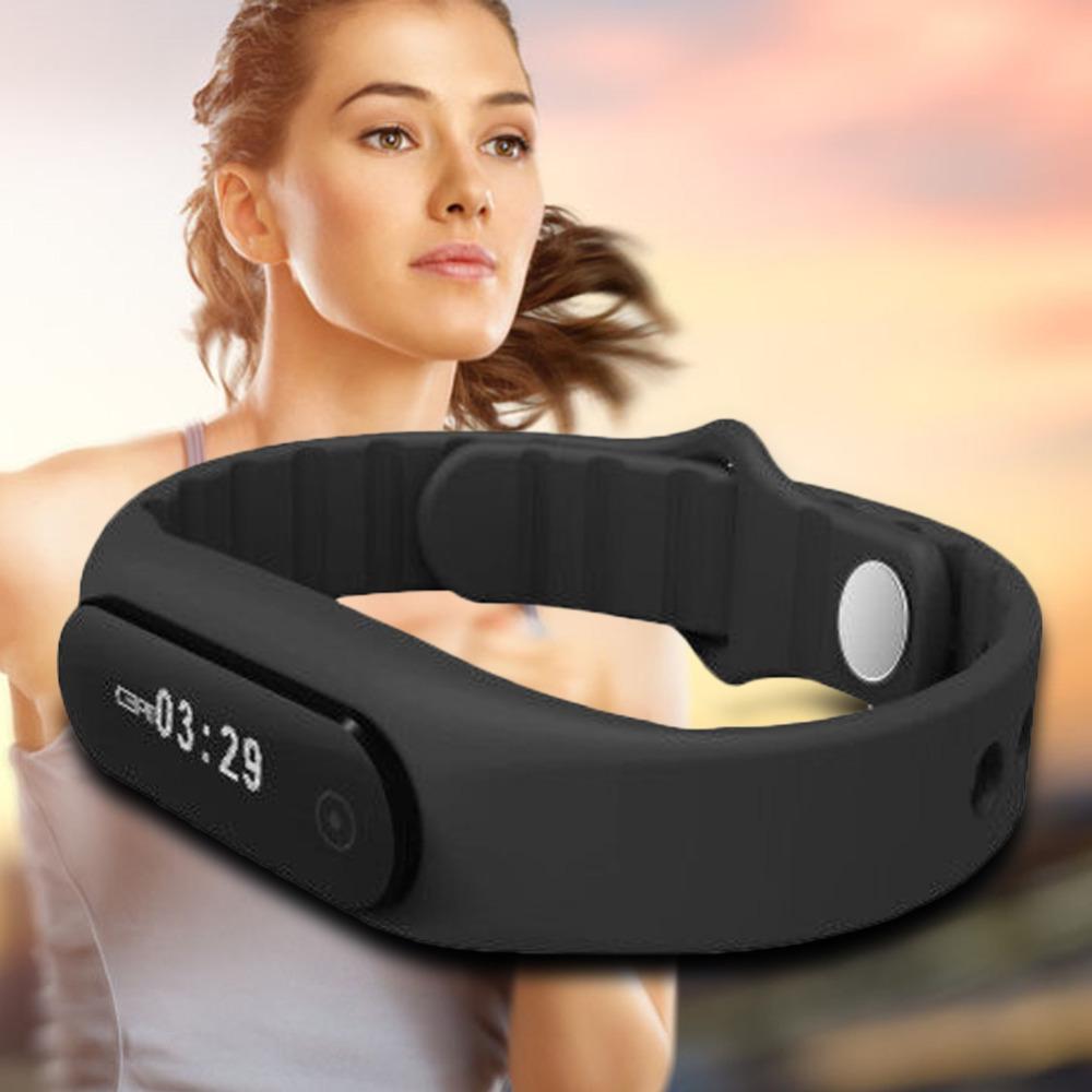 E06 умные спортивные часы синий браслет носимых устройств наручные упражнение фитнес браслет трекер сна монитор тестер