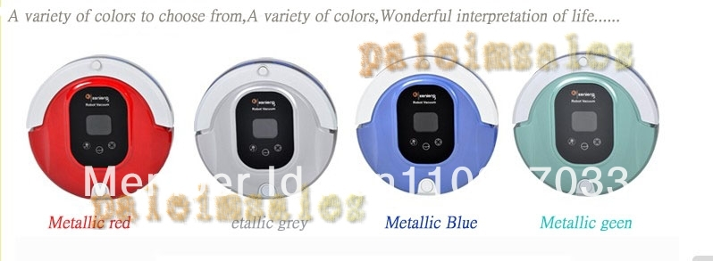 """3.0"""" LCD Display Wireless remote control 5 in 1 Vacuum Cleaner(Sweeping the floor,cleaning,mopping,disinfection,purifying)"""