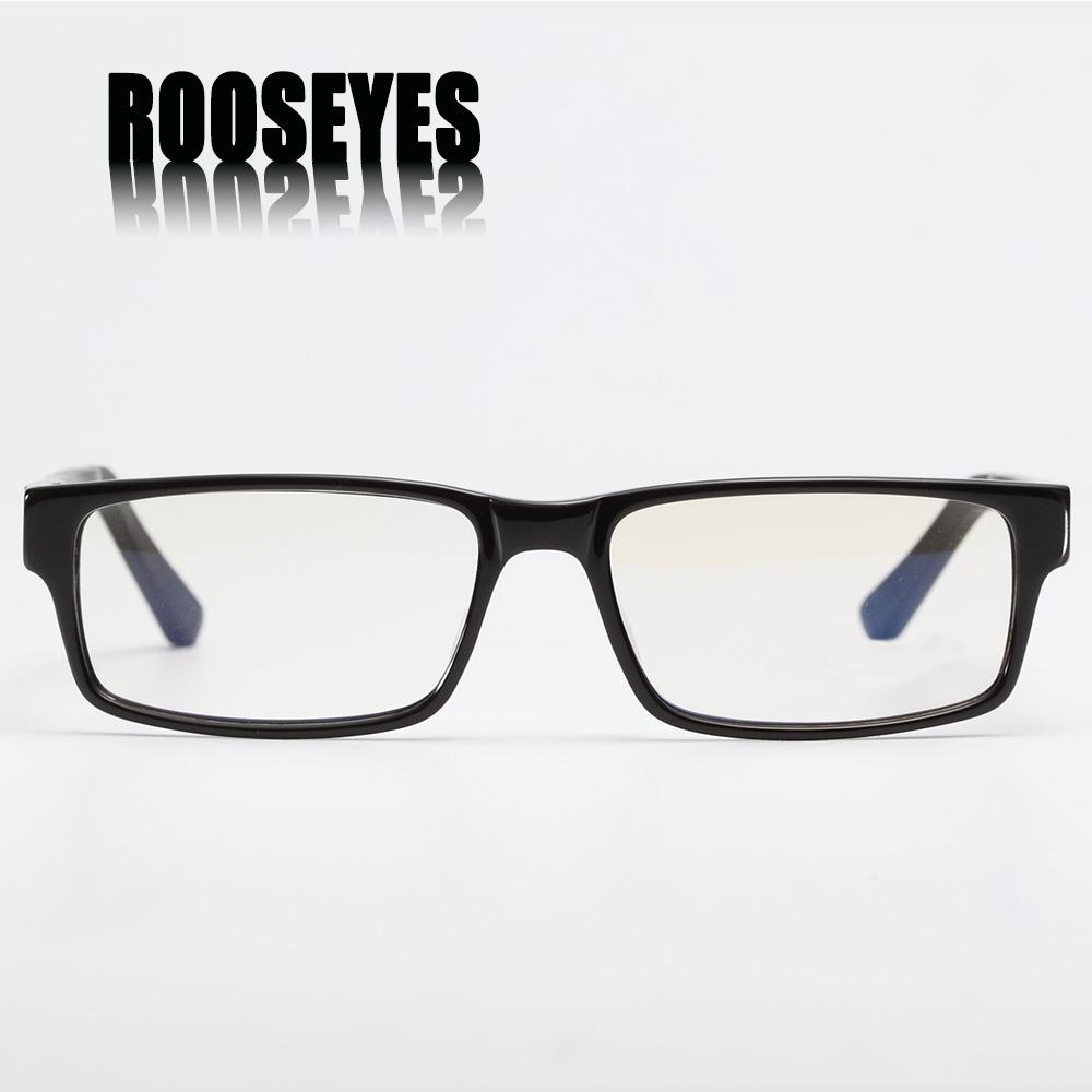 ROOSEYES 2016 Collingwood Night Optical Glasses Men Retro Glasses Frame Spectacle Frame Eyeglasses Men Computer Glasses(China (Mainland))