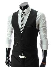 Luxusní pánská vesta k obleku z Aliexpress