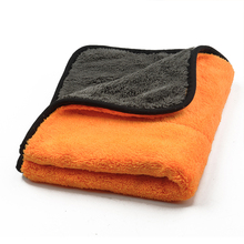 45cmx38cm Super Thick Plush Microfiber Car Cleaning Cloths Car Care Microfibre Wax Polishing Detailing Towels(China (Mainland))