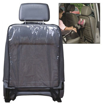 2015 brand 1pc new Car Auto Seat Back Protector Cover For Children Kick Mat Mud Clean BK