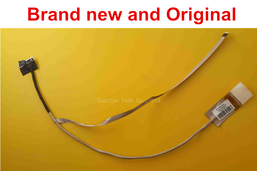 Brand New and original LVDS LCD Cable for HP G7-2000 G7-2040sf laptop LVDS LCD screen cable DD0R39LC000 DD0R39LC050(China (Mainland))