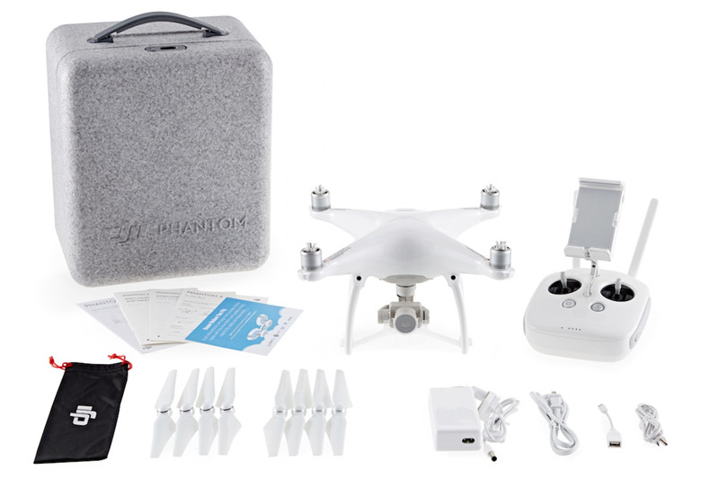 DJI Phantom 4 With 4K HD Camera Avoid Obstacles Automatically RC Quadcopter RTF