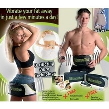 Slimming belt / minus belly vibration massage / stovepipe Instruments / thin waist times too lazy to move(China (Mainland))