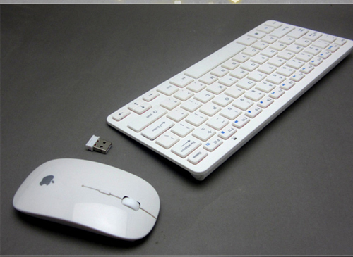 Brand new authentic mouse key suits apple wireless keyboard mouse The apple wireless keyboard suits(China (Mainland))