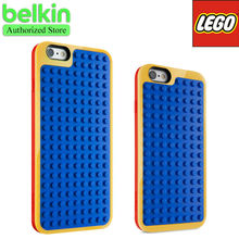 New Arrival! Belkin Original LEGO Certified Case Shell for iPhone 6/6s Plus(toy/gift) with Retail Packaging Free Shipping(China (Mainland))