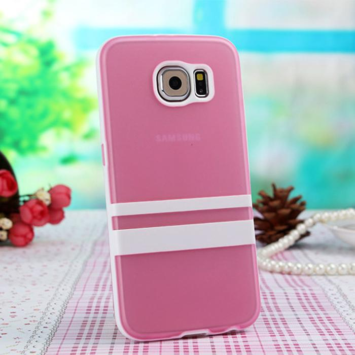 For Samsung Galaxy S6 New Arrival Fashion Fresh Summer Colors Hot Shock Proof Soft Phone Case Mix Colors Back Cover Phone Case(China (Mainland))