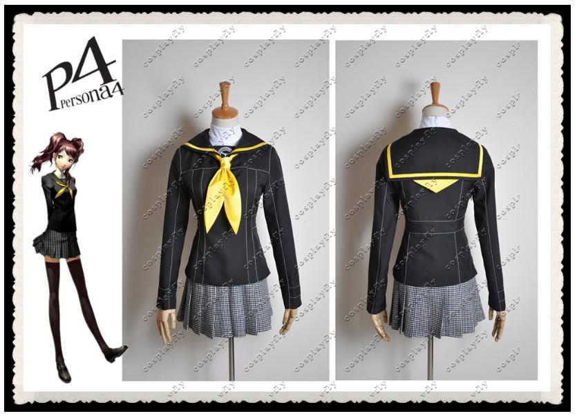 New Arrival Shin Megami Tensei: Persona 4 P4 Cosplay School Girl Uniform CostumeОдежда и ак�е��уары<br><br><br>Aliexpress