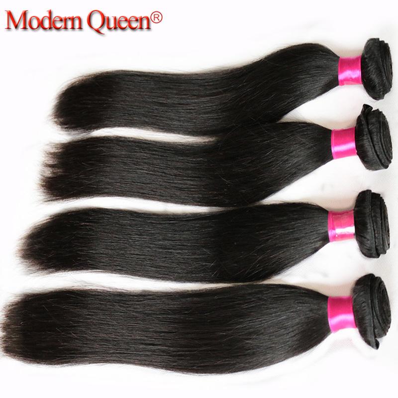 7a Grade Brazilian Virgin Hair Straight 4 Bundle Deals6-30Inches Natural Color1Brazilian Straight Hair 100 Human hair Weaving<br><br>Aliexpress