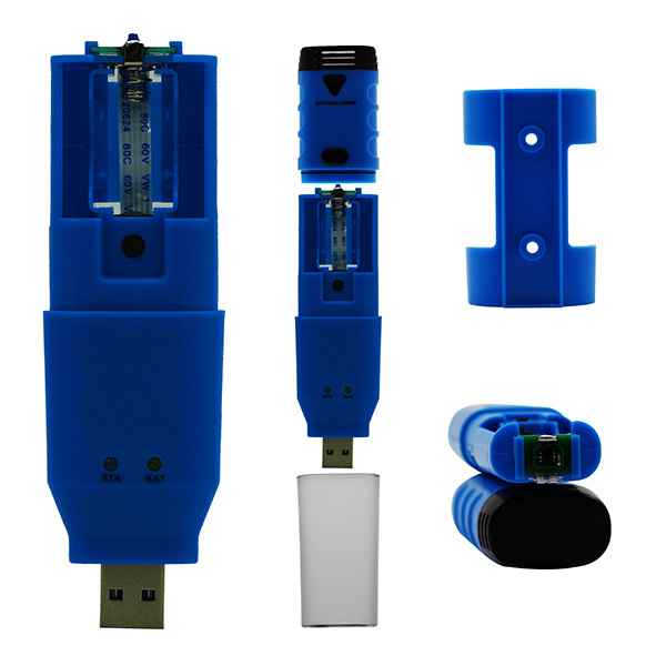 BTH04 Professional Digital Portable USB Temperature Data Logger Recorder(China (Mainland))