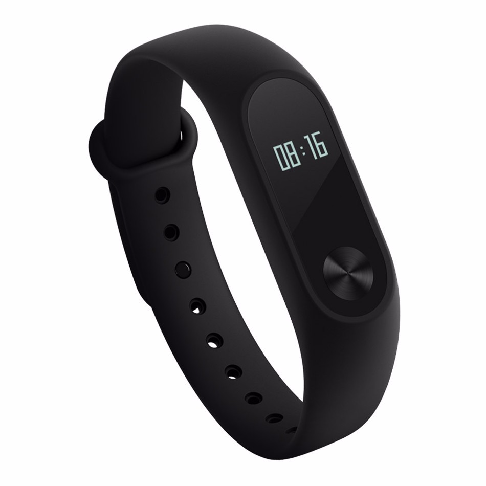 New product!!2016 mi band 2 xiaomi 2nd gen Bluetooth 4.0 band Heart rate monitor/Fitness Tracker/Sedentary reminder(China (Mainland))