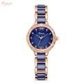 Gold Ladies Watch Women Elegant Bracelet Watch Stainless Steel Wristwatch Friendship Watch relogio feminino Quartz watch