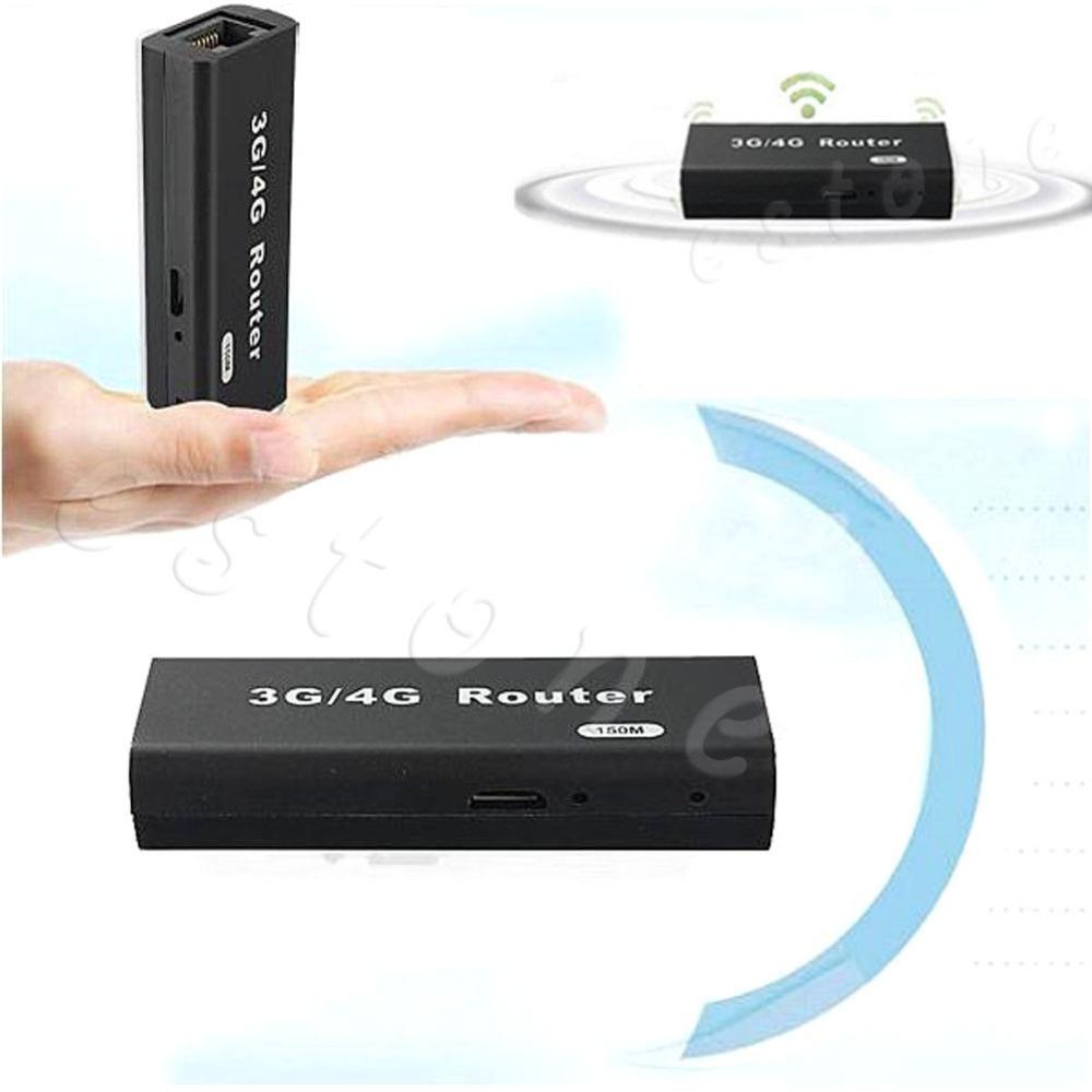 Hot Wireless-N Mini USB WiFi Router 3G/4G Hotspot Portable 150Mbps Wlan LAN 802b/g/n C26(China (Mainland))