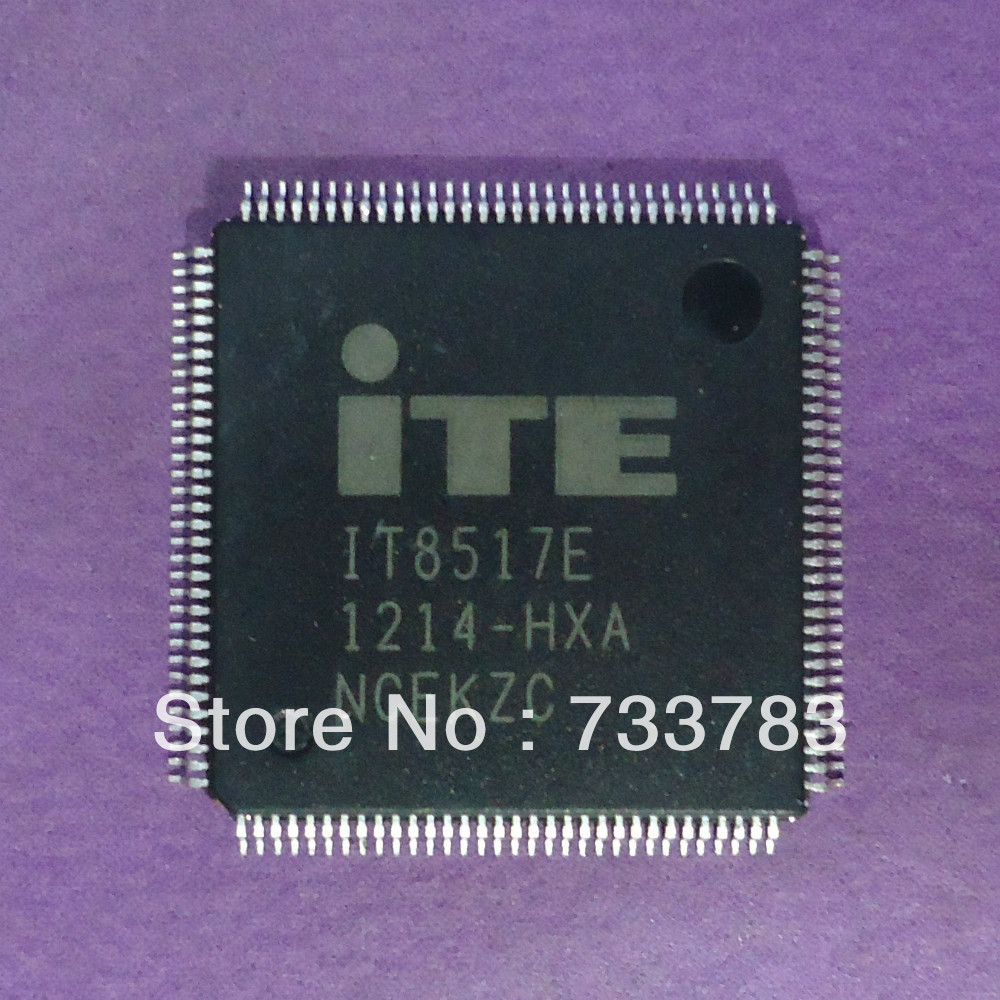 ITE IT8517E Management computer input and output, the start-up circuit of input and output(China (Mainland))