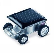 Solar creativa juguetes Mini Solar kits de coche de la novedad sol juguetes juguetes educativos regalo máquina de aprendizaje física y juguetes eléctricos