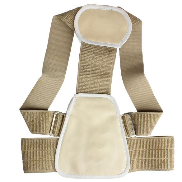 2014 Hot Sell Adult Adjustable Shoulder Support Belt Flexible Posture Back Belt Correct Rectify Posture Free ShippingST1#(China (Mainland))