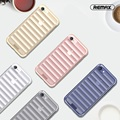 REMAX for iPhone 7 4 7 inch Case Wave Design Soft TPU Back Phone Cases Bag