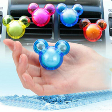 new 2PCS Air Freshener Scent Fragrance Odor Diffuser For Auto Car Vehicle SUV New Fashion Free Shipping(China (Mainland))