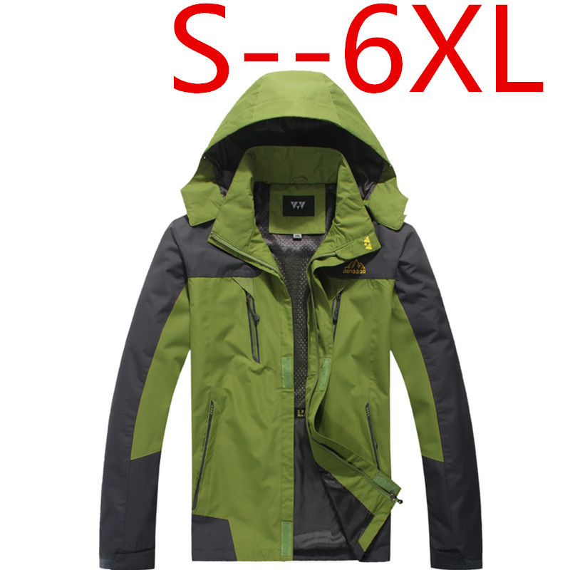 6xl 8xl 5xl Trench coat Men sportswear Lurker Shark skin Soft Shell Outdoor Military Tactical Jacket Waterproof Windproof(China (Mainland))