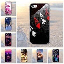 Fashion Printed Winds Owl And Flag TPU Slim Silicone Soft Cell Phone Cover Case For iPhone 5S 5 Protector Capa Funda for iphone5(China (Mainland))