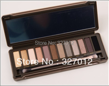 1pcs/lot New Makeup Eyeshadow 12 Colours palette!Free shipping