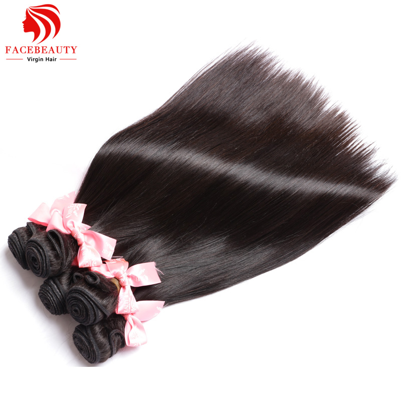 Indian Virgin Hair Bundles 3pcs Lot Human Hair Extensions 6a Unprocessed Virgin Indian Hair Best Quality Straight Virgin Hair(China (Mainland))