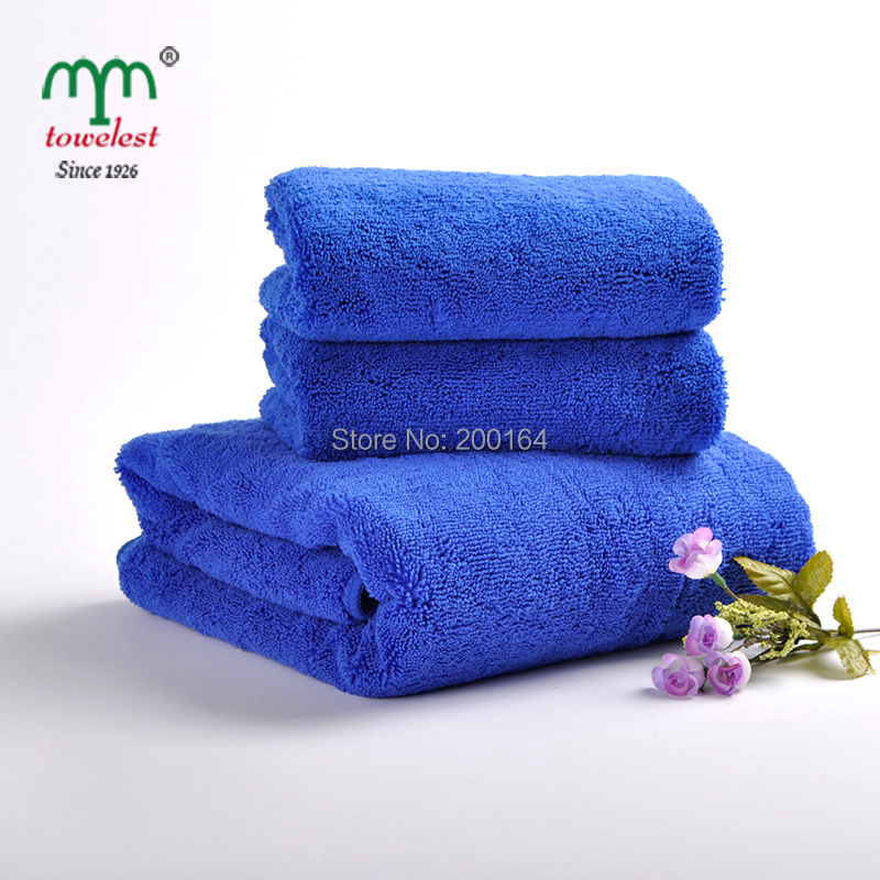New 2015 towel set promotion 2pc bath towel 4pc hand towel for Home spa brand towels