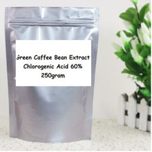 250g (8.8oz) Green Coffee Bean Extract powder 60% Chlorogenic Acid weight control
